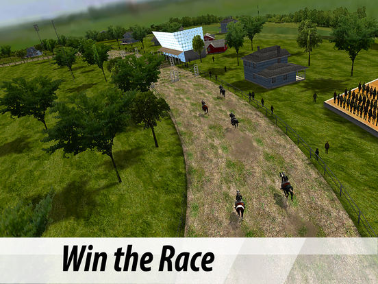 Equestrian: Horse Racing 3D Full screenshot 6