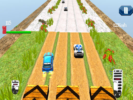 3D Jet Flying Stunts : Real Jump-ing Car Simulator screenshot 4