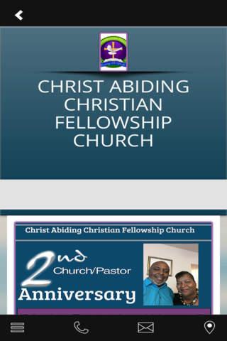 Christ Abiding CFC - náhled