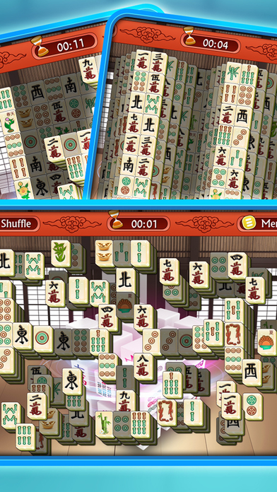 Mahjong Tiles Hd - Majhong Tower Blast screenshot 5
