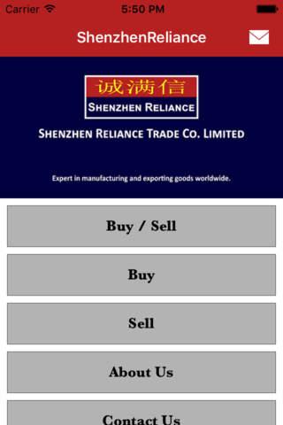 Shenzhen Reliance - náhled
