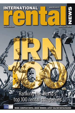 International Rental News - The Only Worldwide Equ - náhled