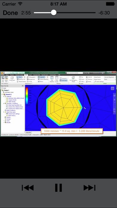LearnFor AutoDesk CFD screenshot 2