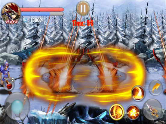 RPG-Shadow Sword. screenshot 7
