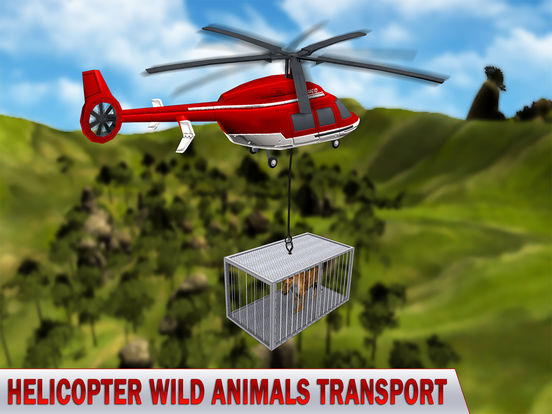Animal Rescue Helicopter : Heli Flight Simulator screenshot 7