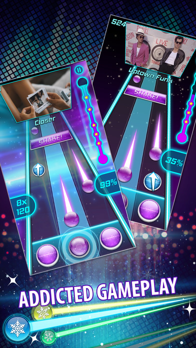Tap Tap Reborn 2: Rhythm Game screenshot 1