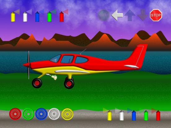 Happy Airplane screenshot 6