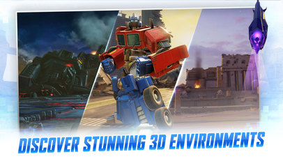 TRANSFORMERS: Forged to Fight screenshot 4