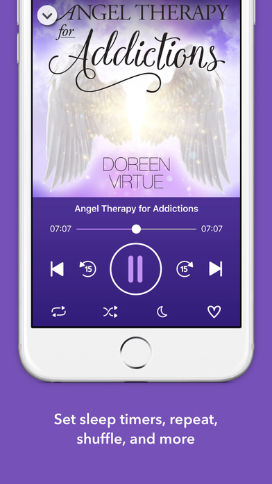 Angel Therapy for Addictions screenshot 2