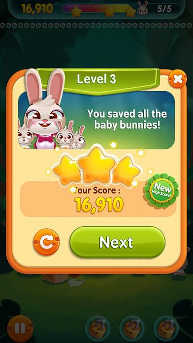 Bunny Pop! screenshot 4