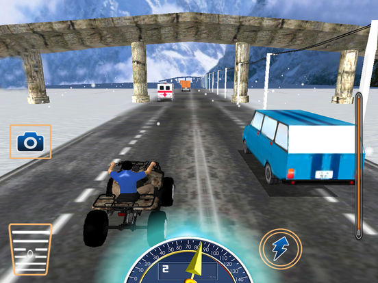 Quad Riding Mania : Cover The Distance To Win screenshot 6