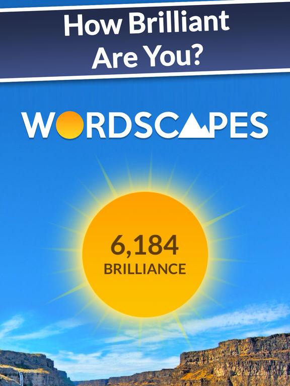 Wordscapes screenshot 10