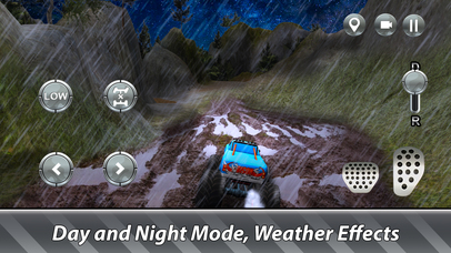 Extreme Military Offroad Full screenshot 4