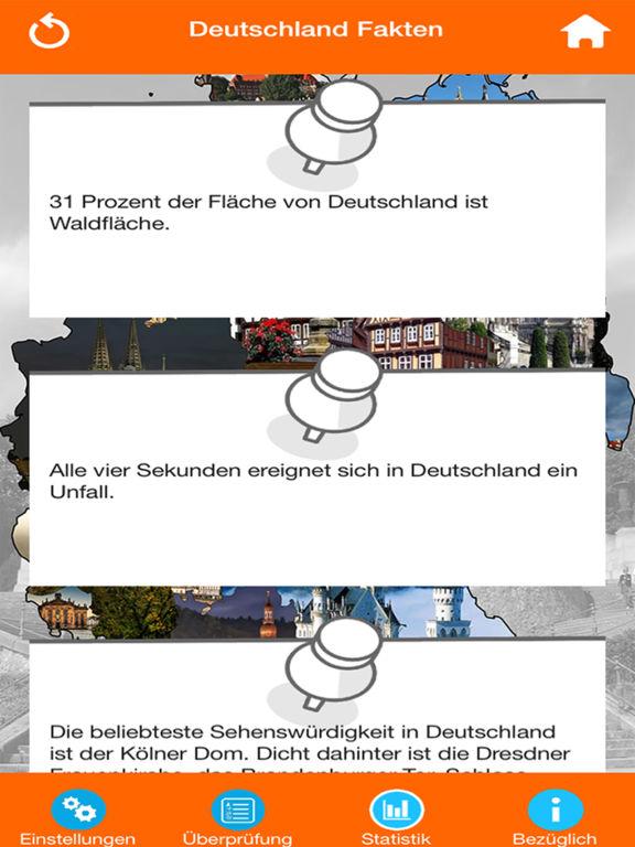 Deutschland Wissens Quiz screenshot 10