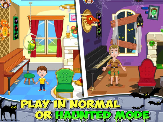 My Town : Haunted House screenshot 10