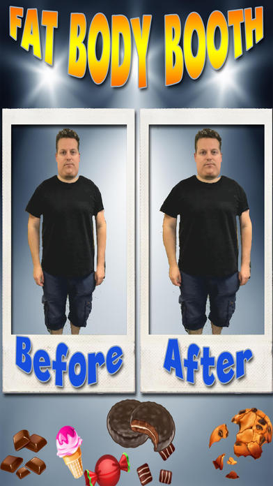 Fat Body Photo FX Booth screenshot 3