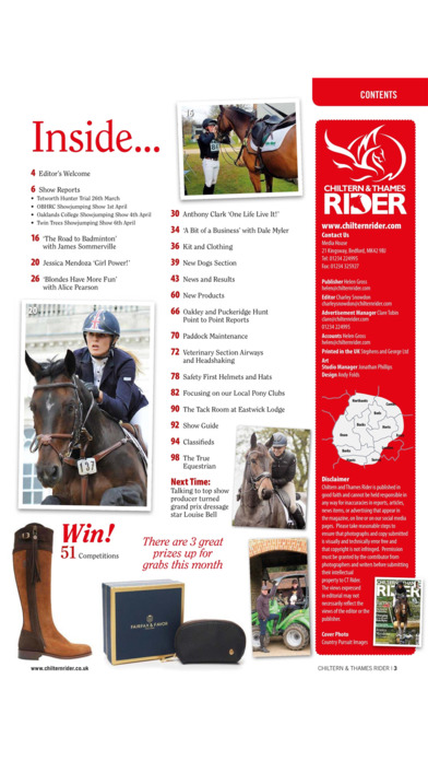 GB Rider Magazine screenshot 1