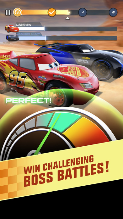 Cars: Lightning League screenshot 3