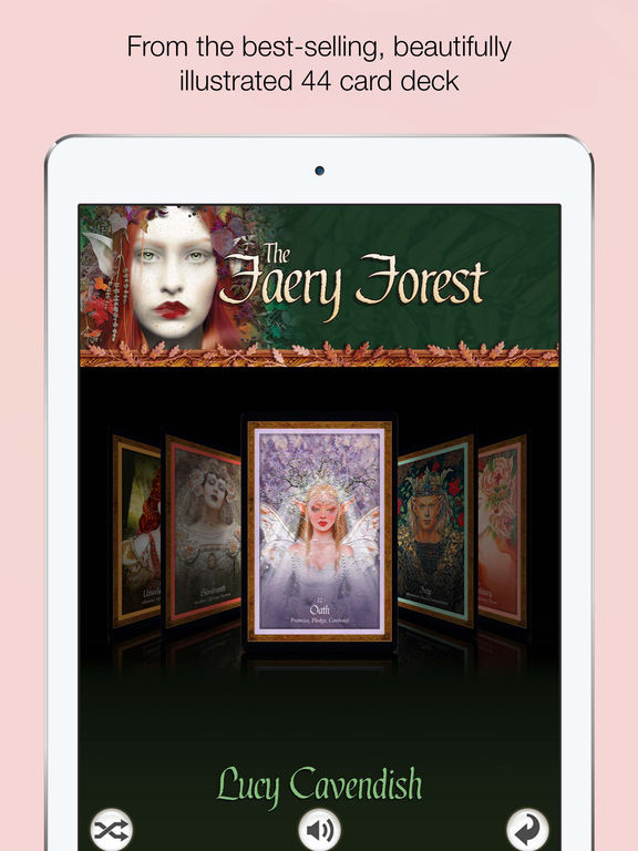 Faery Forest Oracle screenshot 7