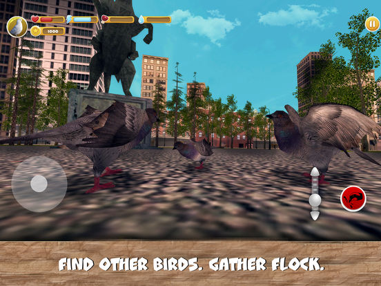 City Birds Simulator screenshot 6