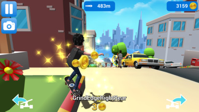 Faily Skater screenshot 3