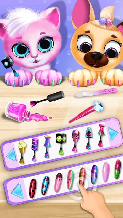 Kiki & Fifi Pet Beauty Salon - No Ads screenshot 4