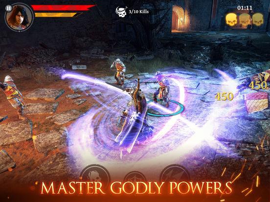 Iron Blade: Medieval RPG screenshot 8