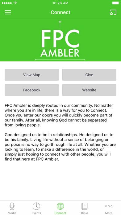 FPC Ambler screenshot 3