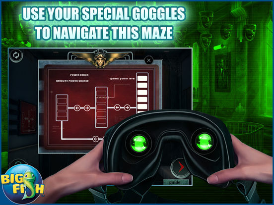 Maze: The Broken Tower - Hidden Objects screenshot 8