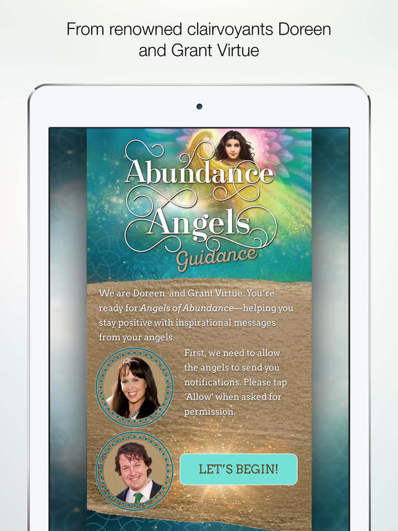 Abundance Angels Guidance screenshot 10