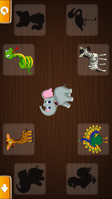 Smart Baby! Animals: ABC Learning Kids Games, Apps screenshot 4