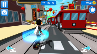 Faily Skater screenshot 2