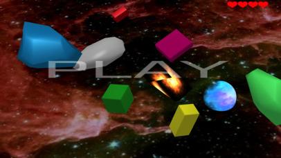3D SPACE ARKANOID screenshot 1