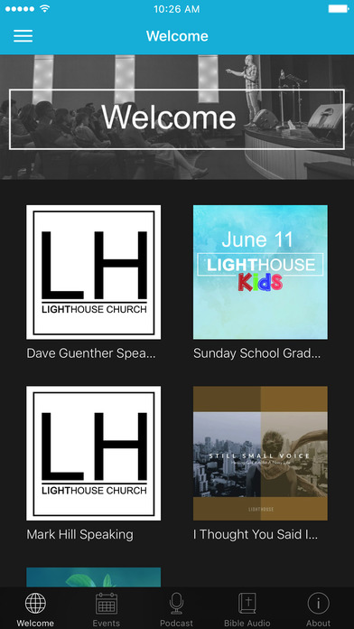 Lighthouse Church of Winkler screenshot 1