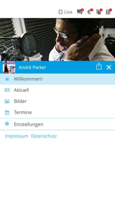 André Parker screenshot 2