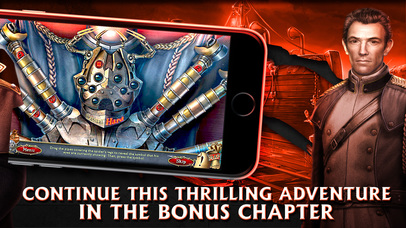 Grim Facade: The Red Cat - Hidden Objects screenshot 4