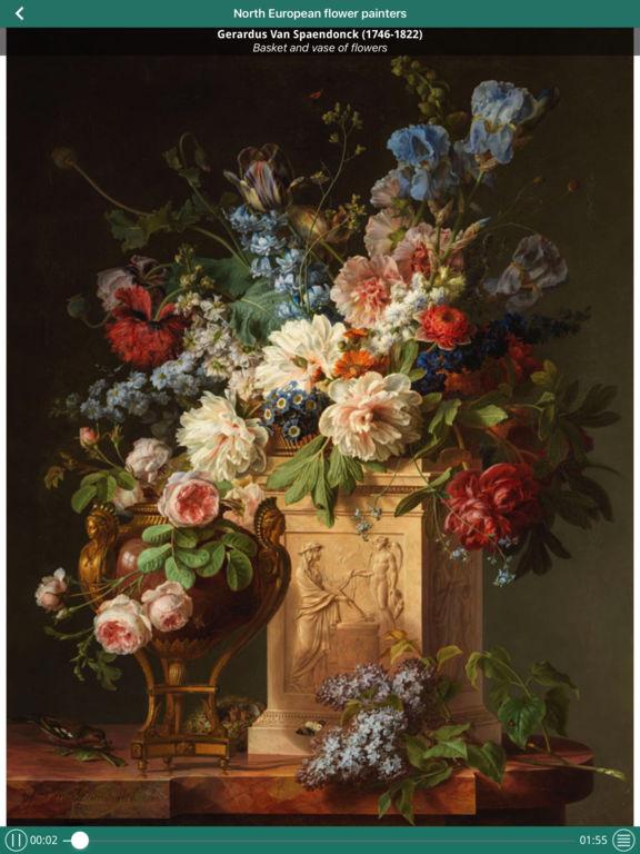 Pierre-Joseph Redouté, the power of flowers screenshot 8