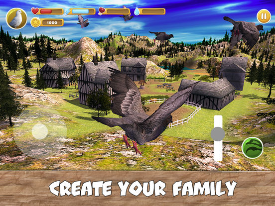 Wild Pigeon Simulator Full screenshot 6
