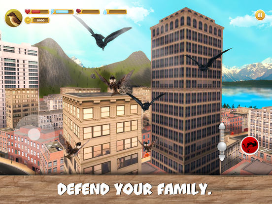 City Birds Simulator Full screenshot 8