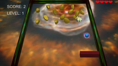 3D SPACE ARKANOID screenshot 2