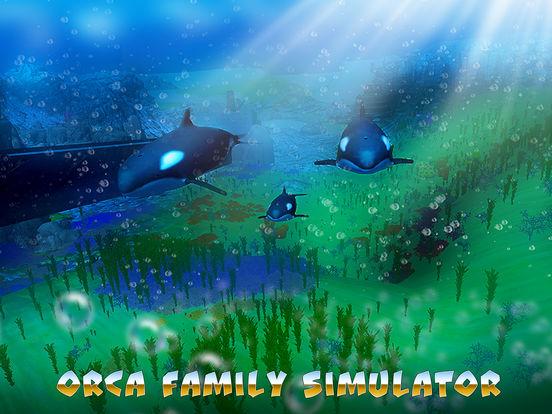 Orca Family Simulator Full screenshot 5