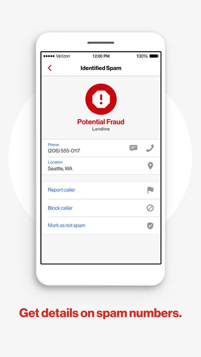Verizon Call Filter screenshot 3