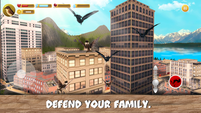 City Birds Simulator Full screenshot 4