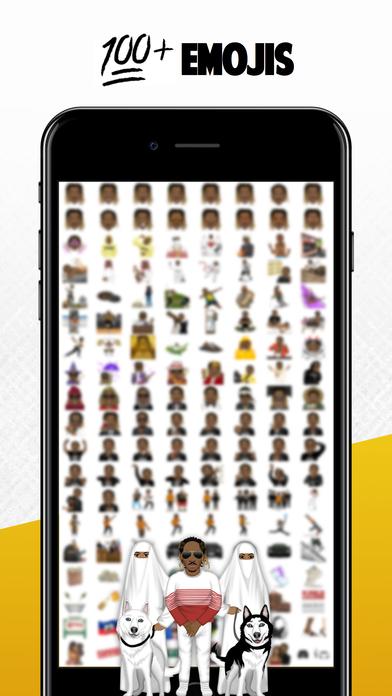 FutureMoji screenshot 2