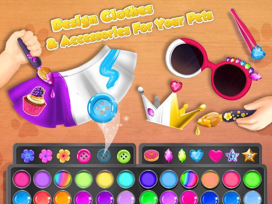 Kiki & Fifi Pet Beauty Salon - No Ads screenshot 8