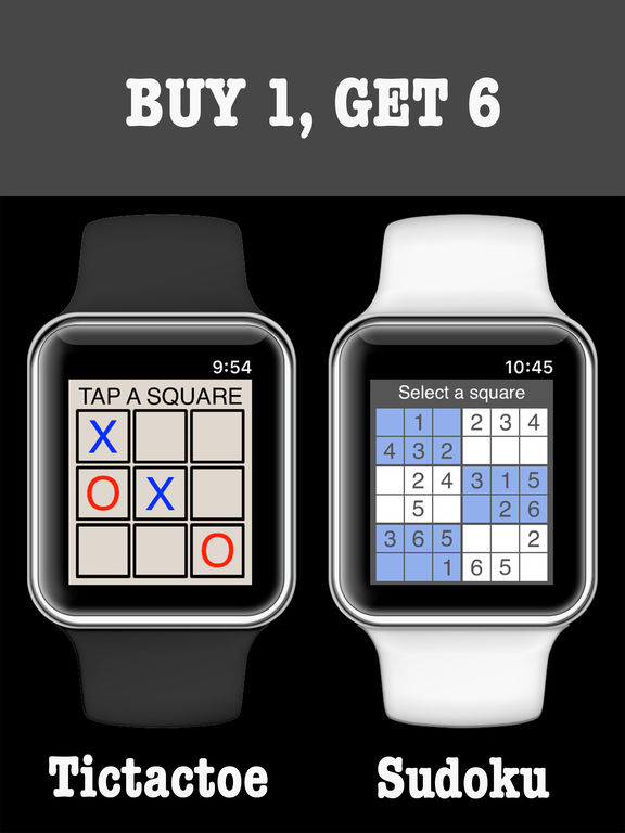 Watch Games Pack 1 screenshot 6