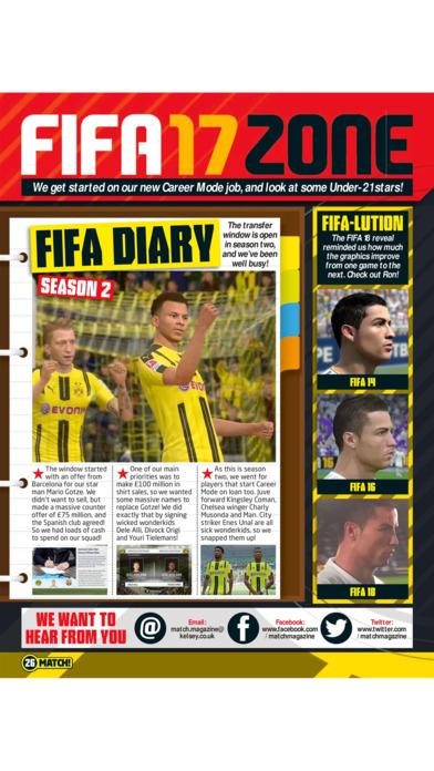 Match Magazine screenshot 5