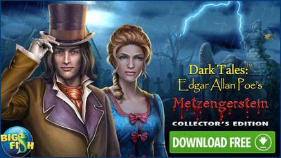 Dark Tales: Edgar Allan Poe's Metzengerstein screenshot 5