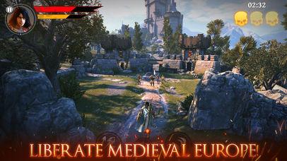 Iron Blade: Medieval RPG screenshot 5