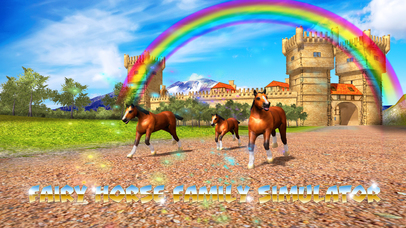 Horse Simulator: Magic Kingdom Full screenshot 1